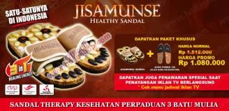 Jisamunse Healthy Sandal