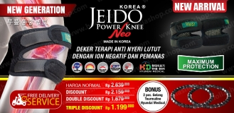 JEIDO POWER KNEE NEO