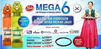 Botol Mega 6