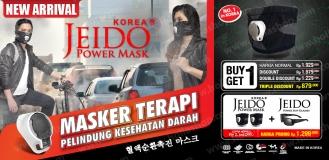 JEIDO POWER MASK