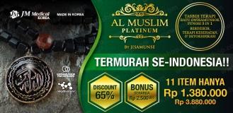 Al Muslim Platinum