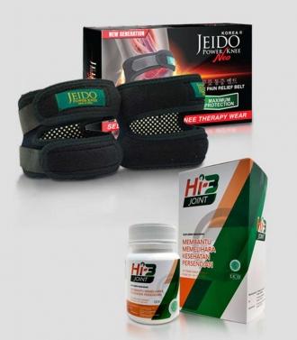 JEIDO POWER KNEE NEO - Deker Terapi Anti Nyeri Lutut