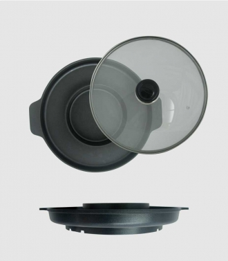 EasyCook Paragon Hot Pot Grill - Memasak Dua Menu Dalam Waktu Bersamaan