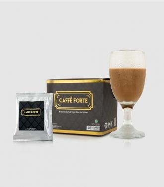 CAFFE FORTE - KOPI HERBAL UNTUK VITALITAS PRIA & WANITA