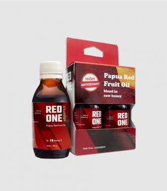 RED ONE BOOSTER - Ekstrak Buah Merah Papua Untuk Daya Tahan Tubuh Anda