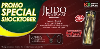 PROMO SHOCKTOBER JEIDO POWER MATT