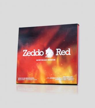 ZEDDO RED - MINUMAN TRIPLE ACTIONS PENAMBAH VITALITAS PRIA